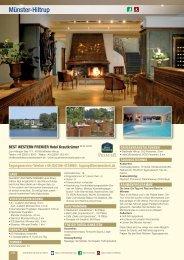 Teil 4 (Münster - Würzburg) - Best Western Hotels Deutschland