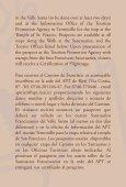 PASSAPORTO del PELLEGRINO - Cammino di Francesco - Page 3