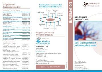 INFORMATION - Kliniken Kreis Mühldorf am Inn