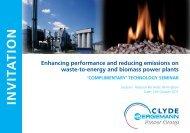 Enhancing performance and reducing ... - Clyde Bergemann Ltd