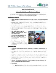 Preventing Vehicle Accidents and Collisions