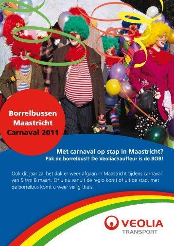 Meer informatie over de Borrelbussen - Treinreiziger.nl