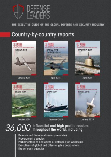 Country-by-country reports - Defense Leaders