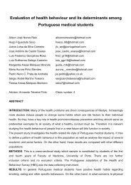Artigo Final - Plano de estudos do curso de Medicina