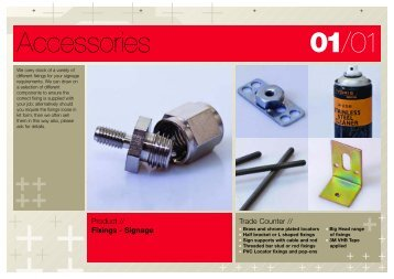 Accessories 01/01 - Cspsigns.com