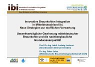 Vortrag als PDF (4008 KB) - ibi