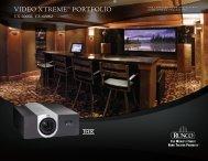 Video xtreme™ Portfolio - Projektor.hu