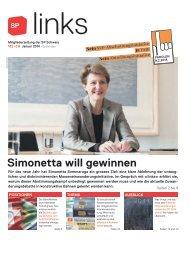 links 142, Januar 2014 - SP Schweiz