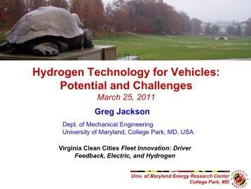 Fuel Cells - Virginia Clean Cities