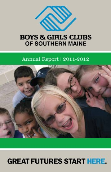 HERE - Boys & Girls Clubs of Southern Maine