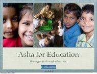 here - Asha Zurich