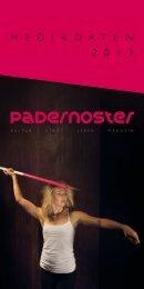 Download Mediadaten - Padernoster