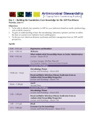 View the agenda in pdf format here - Leslie Dan Faculty of ...