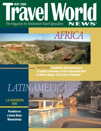 0509 Issue.qxp - Travel World News