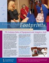 FoundationFootprints - The Foundation for Senior Living