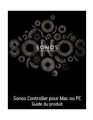 Ajout d'un favori Sonos - Almando