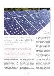 Implementación del protocolo IEC 870-5- 102 en ... - Solarweb