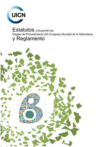 Estatutos y Reglamento - IUCN
