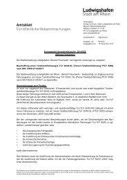 Europaweite Ausschreibung Nr. 2014/020 (Offenes ... - Ludwigshafen