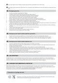 Instruções de segurança para aspirador seco e mol- hado - Page 7
