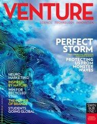 Venture - Swinburne University of Technology
