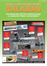 Lader - Beschaffungsdienst GaLaBau