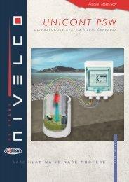 UNICONT PSW - Nivelco Process Control Co., Inc.