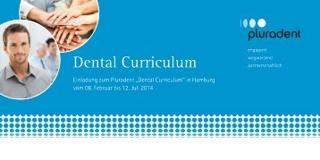 Dental Curriculum - Pluradent