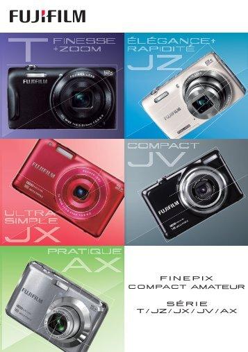 Documentation séries J / T / A (janvier 2013)