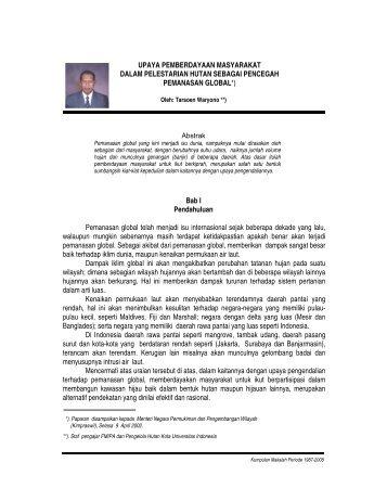 15. PEMANASAN GLOBAL.pdf - Blog Staff UI - Universitas Indonesia