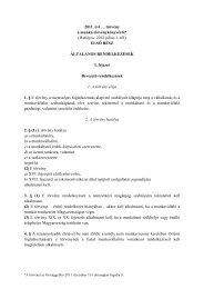 2011. évi … törvény a munka törvénykönyvéről* (Hatályos: 2012 ...