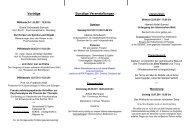 Programm SS11.pdf - Nürnberger Laienforum für Psychoanalyse e.V.