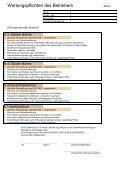 Montage und Servicecheckliste - tta-shop.de - Page 2