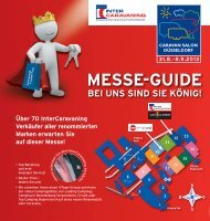 MESSE-GUIDE - InterCaravaning