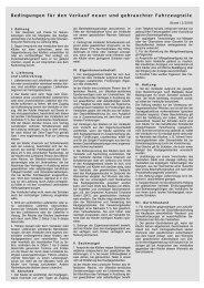 AGBs - bei WEBRA Wohnwagen und Reisemobile