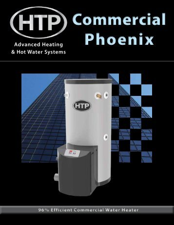 Commercial Phoenix Commercial Phoenix - Heat Transfer Products ...