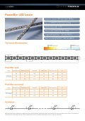 Datenblatt PowerBar LED Leiste - LEDS.de - Seite 2