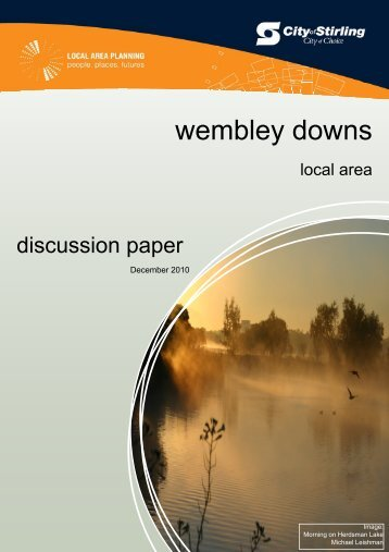 Wembley Downs Local Area - City of Stirling