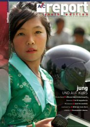 6/2012 Jung und auf Kurs - AVC Deutschland
