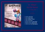 IV. Sinepark Kısa Film Festivali - Sadibey