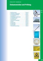 Westiland Katalog Dokumentation