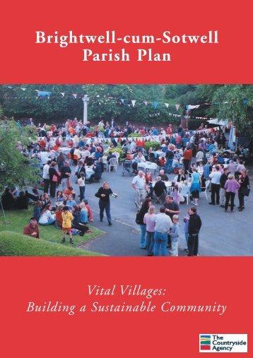 Brightwell-cum-Sotwell Parish Plan - Oxfordshire County Council