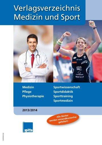 Verlagsverzeichnis (pdf) - Spitta Medizin