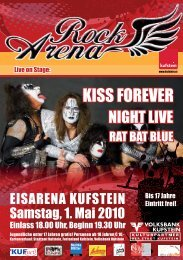 KISS FOREVER - Kufstein
