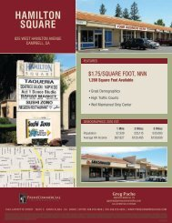 HAMilton SquAre - Prime Commercial, Inc