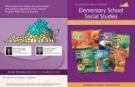 Free Materials for Virginia Teachers