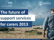 Future of Support Services for Carers presentation slides (1.68 MB)