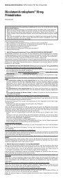Bicalutamid-ratiopharm® 50 mg Filmtabletten - pharma-fuchs.de