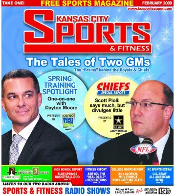 February - Kansas City Sports & Fitness Magazine