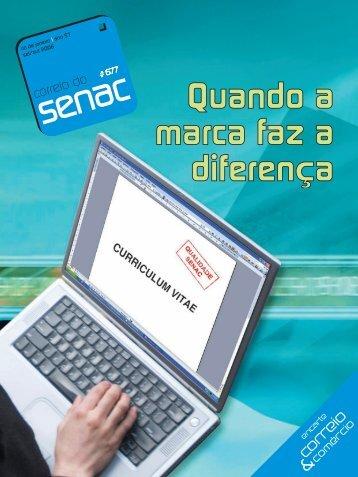 revista correio_677.pmd - Senac